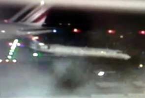 Post Collision Video Frame