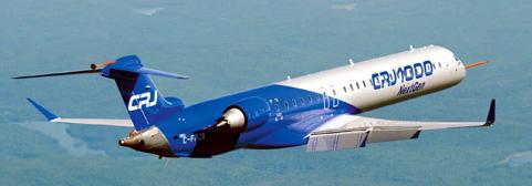 Bombardier CRJ1000 Prototype