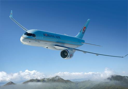 Korean Air CSeries 300