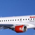 Kenya Airways Embraer 190
