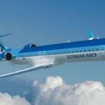Estonian Air CRJ900 NextGen