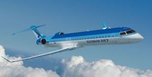 Estonian Air CRJ900 NextGen