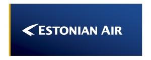 Estonian Air Logo