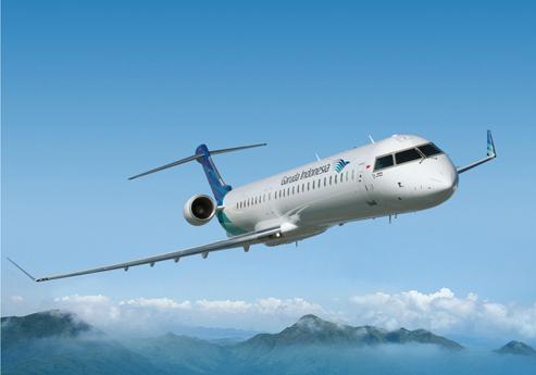 CRJ1000 Garuda