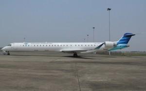 Garuda Indoneisa CRJ1000 PK-GRA