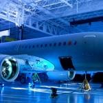 CSeries FTV-1 Aircraft