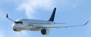 Porter Airlines CSeries