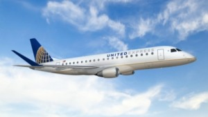 United Embraer 175