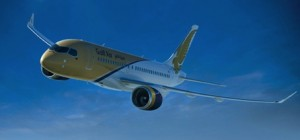 Gulf Air CSeries100