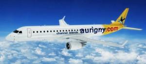 Aurigny Embraer 195