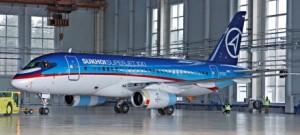Gazpromavia SSJ100LR