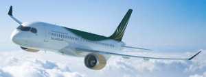 SaudiGulf Airlines CS300