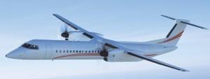 Falcon Aviation Services Q400
