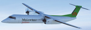 Malawian Airlines Q400