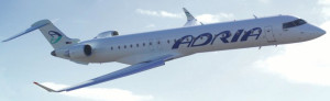 Adria Airways CRJ900 NextGen