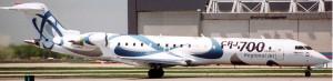CRJ700 Prototype