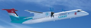 Luxair Q400